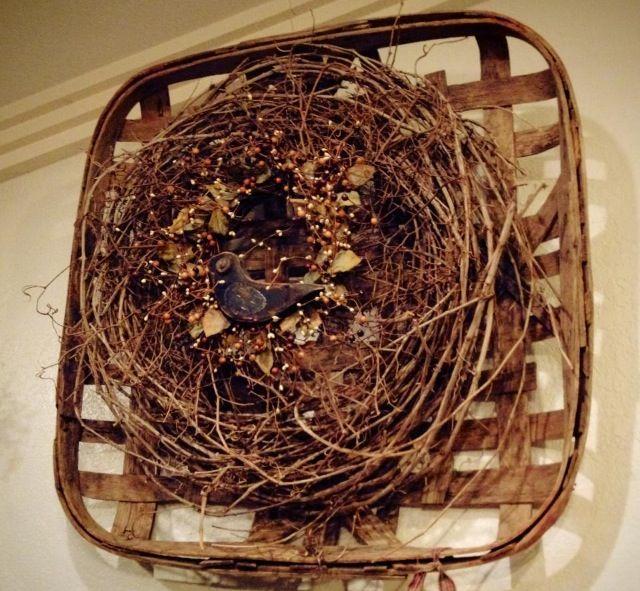 Tobacco Drying Basket