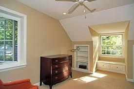 Image result for insert book shelves into loft eaves storage