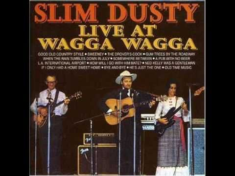 Slim Dusty - The Drover's Cook Live