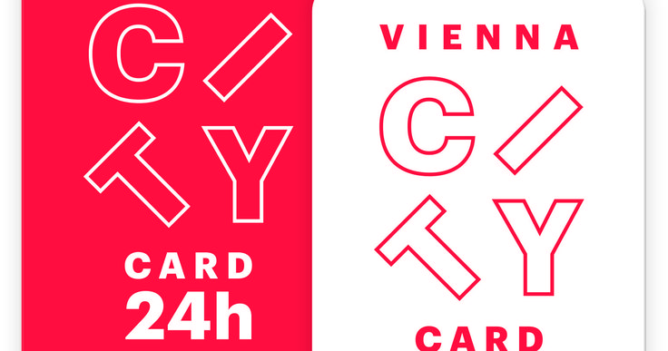 Experience the city with the low-cost Vienna City Card for 24, 48 or 72 hours. Use the included travel ticket of Wiener Linien or the hop-on hop-off tours of Big Bus Tours and additionally enjoy more than 210 benefits – from museum to heuriger – all from just €13.90!