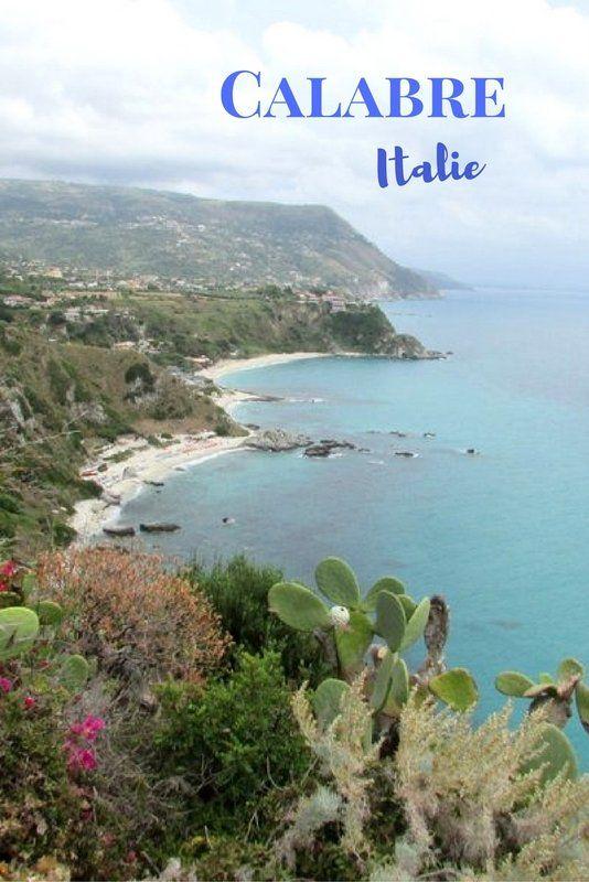 C'est la région qui se trouve dans la pointe de la botte au sud de l'Italie, juste en face de la Sicile.