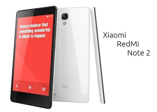 Xiaomi Redmi Note 2 Features flaunts a 5.5 inch LCD multi-touch display . It runs on the latest Android v5.0 Lollipop OS.