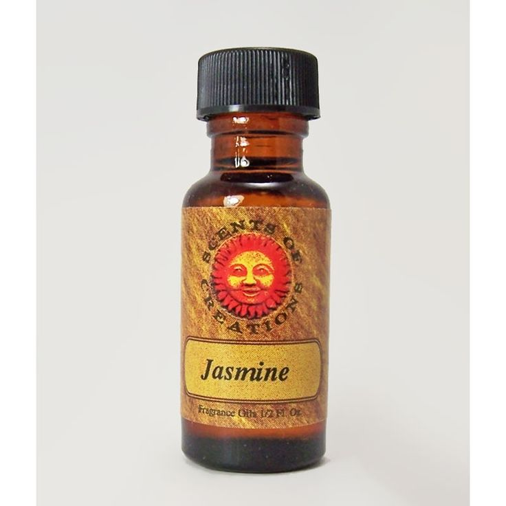 Jasmine Scented Fragrance Oil - SO234 - One half ounce bottle of Jasmine scented fragrance oil. Use with our electric and candle based fragrance warmers and combos. Refresh your scented crystral rocks potpourri. FOR SALE