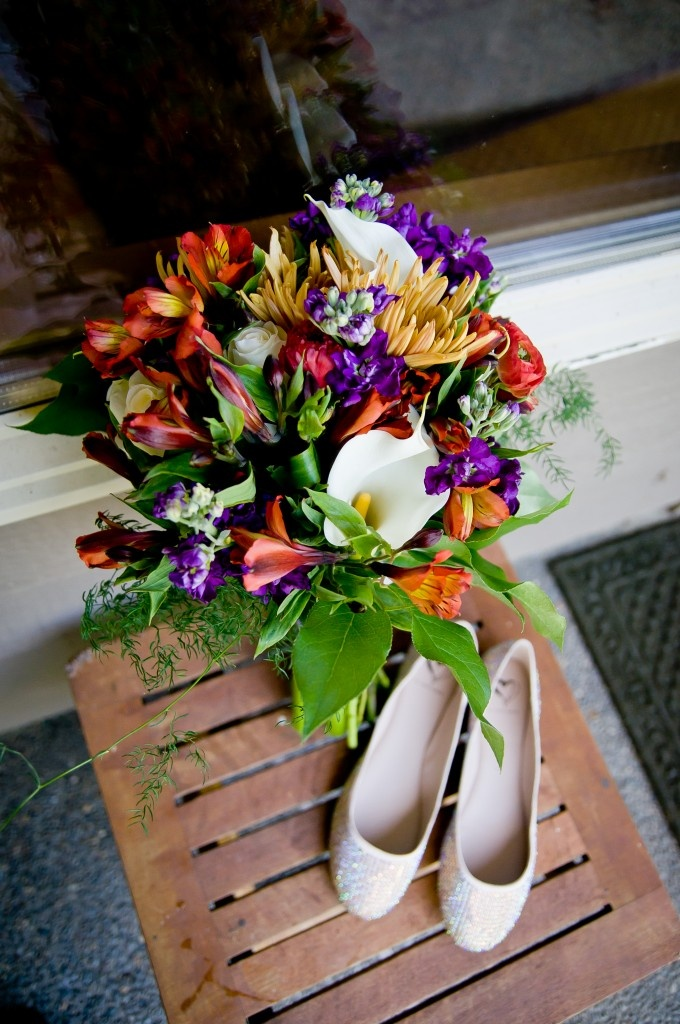 Less Yellow With Berry Sprays Wedding Flowers Pinterest Bridal