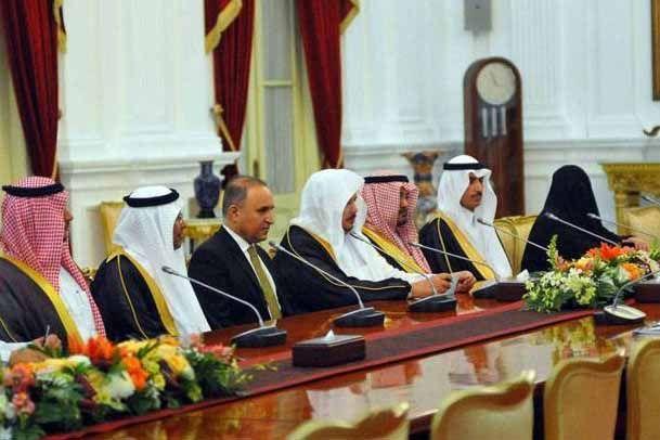 Protokoler Arab Saudi Telah Hubungi Habib Rizieq Untuk Bertemu Secara Pribadi