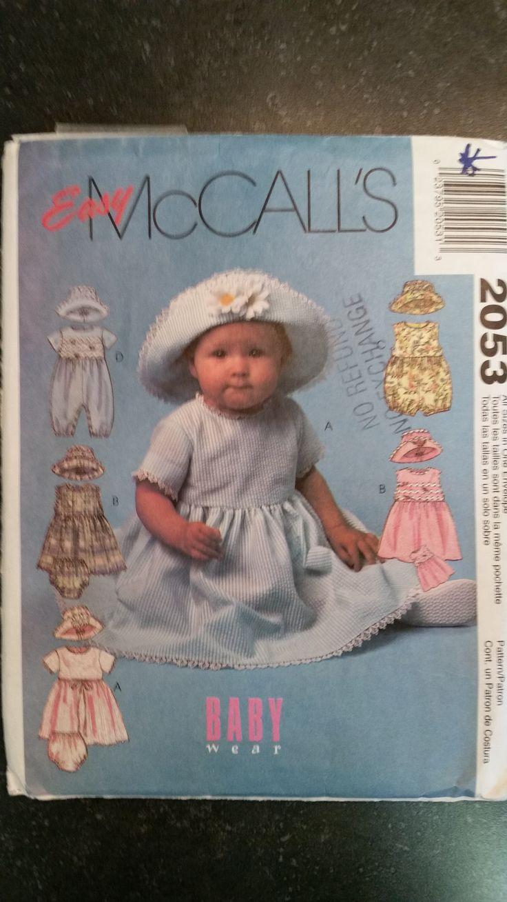 Perfecto Los Patrones De Crochet Mccalls Motivo - Ideas de Patrones ...