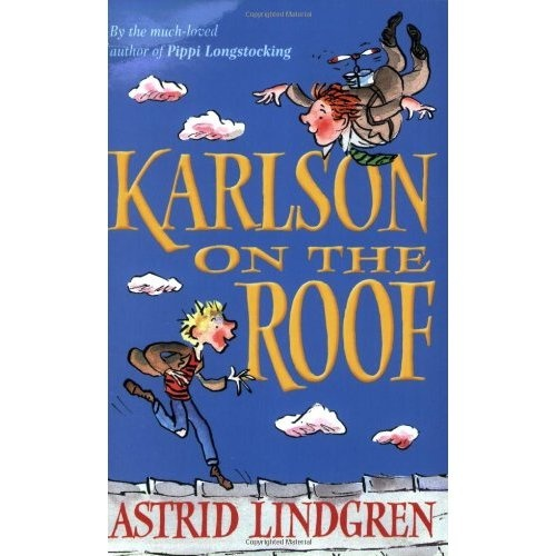 Lesser-known but equally as great Astrid Lindgren book.