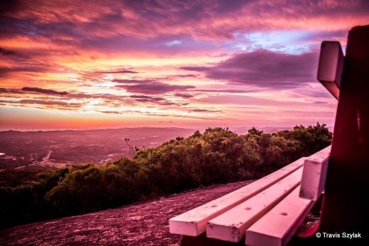 Albany WA at sunset:)