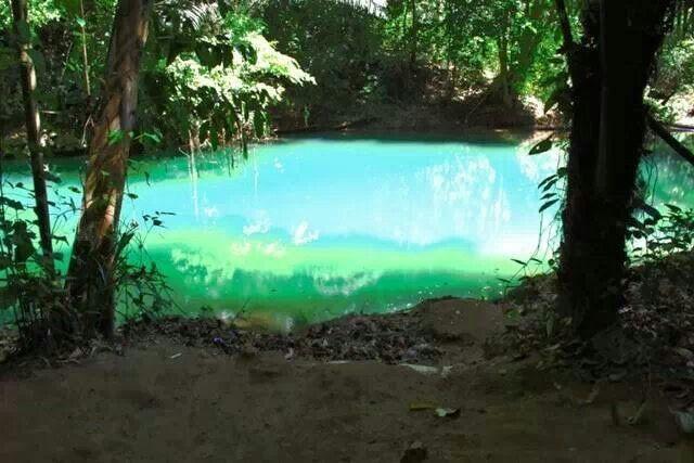 Lake Toakala, South Sulawesi, Indonesia