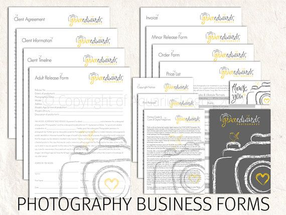 8 best Photography Forms images on Pinterest Templates, Lyrics - photographer release forms