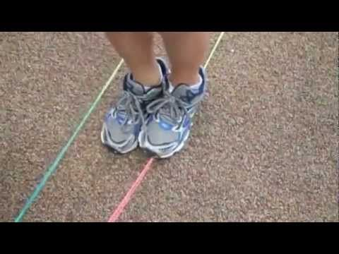 chinese jump rope - YouTube