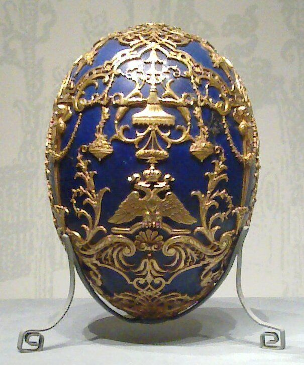 Faberge - The Most Magnificent Easter Eggs