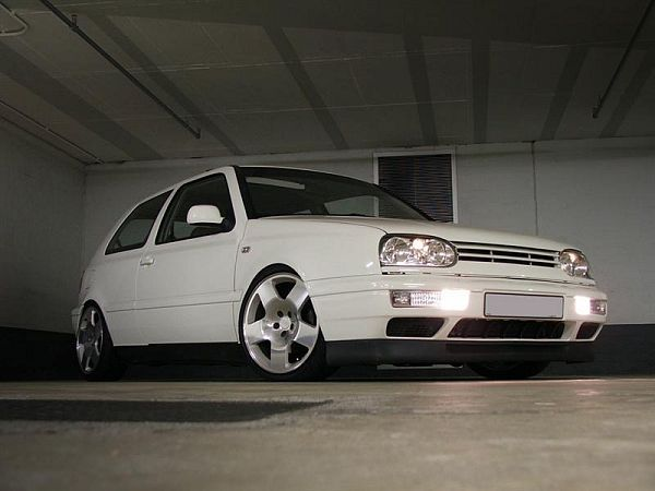 modified volkswagen | Modified VW Golf Mk3 GTi 3 door 1995 Pictures