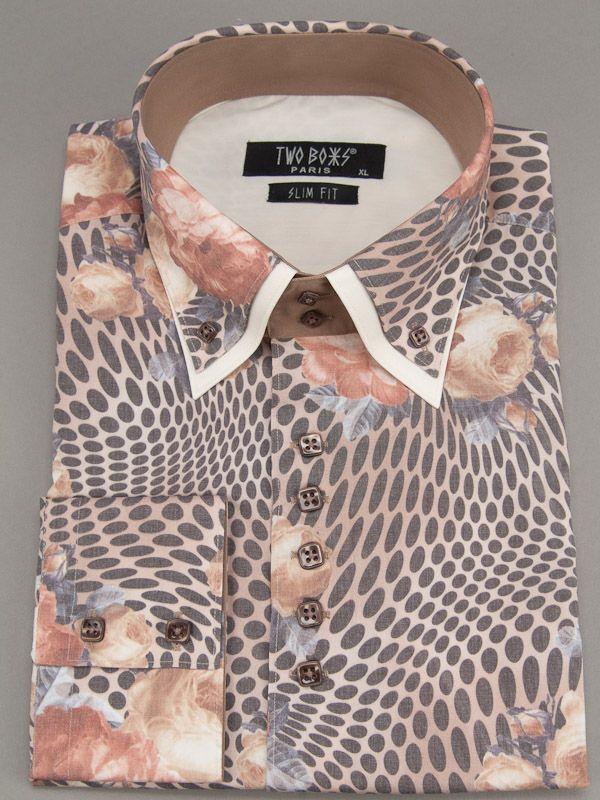 2097 T&B Shirt-Multicolored