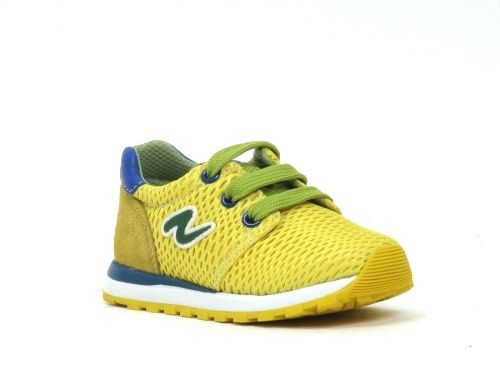 Naturino Sneaker geel