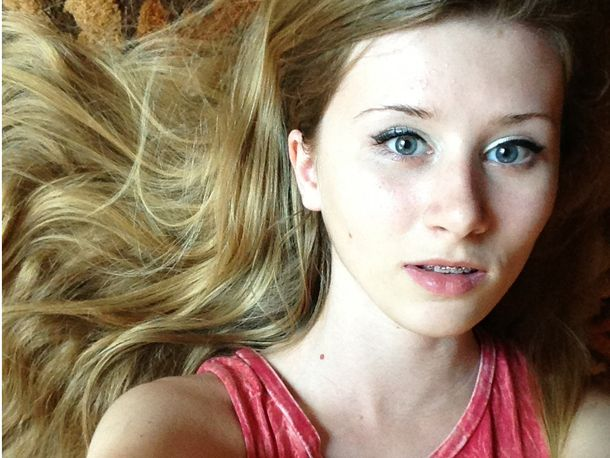 Vote hourly for Megan Landry!  Yeah.
