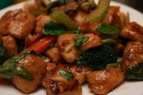 Penny's Chinese Stir Fry (Chicken & Vegetable Stir Fry Recipe)