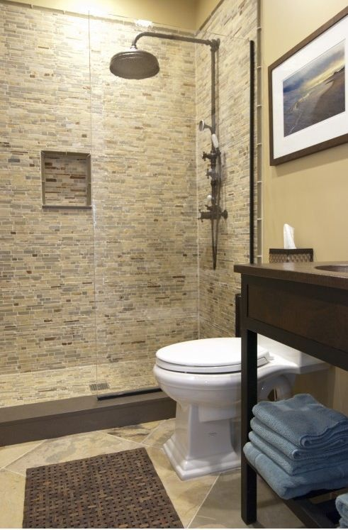 Small Bathroom Designs No Tub 56 best tile and stone designs images on pinterest | home, room
