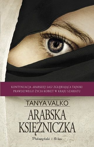 """""""Arabska księżniczka"""" to powieść zgłębiająca tajniki ludzkiej natury, uwarunkowane muzułmańskim prawem szarijatu, to wstrząsający opis przemocy, mordów i gwałtów, ale też książka ukazująca prawdziwe życie w arabskim kraju.   Autorka opisuje dalsze koleje życia Doroty – Polki, która w młodości poślubiła Libijczyka, oraz jej dorosłej córki, która sama staje się matką Nadii. Tym razem ich dzieje łączą się z zawikłanymi losami saudyjskiej księżniczki Lamii.[...]"""