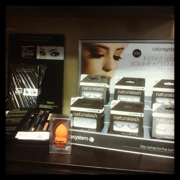 Naturalash, the all natural reusable eye lash enhancers. Better than false lashes! Available at AP 800-535-0221