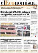 El Economista - 07  Noviembre 2013 - PDF -  IPAD  -  ESPAÑOL -  HQ