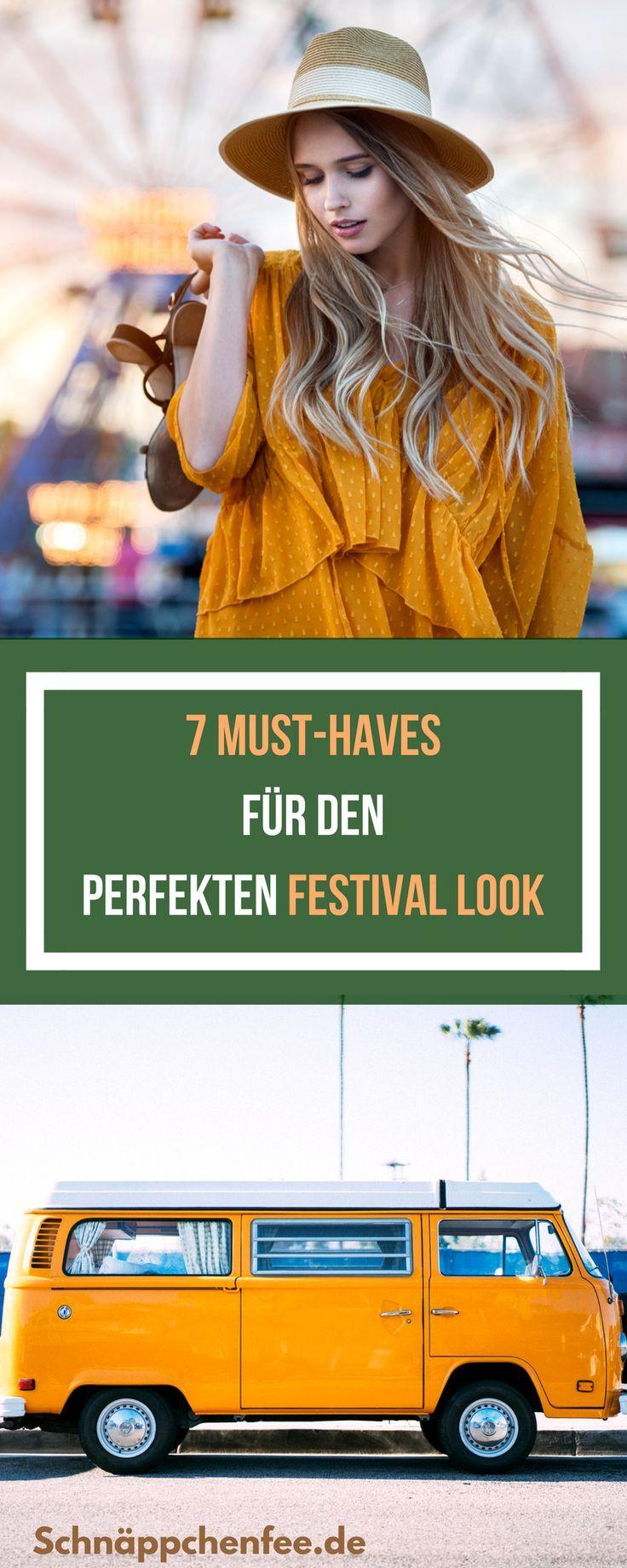 Festival Outfits kombinieren: 7 Must-haves für den Boho Look