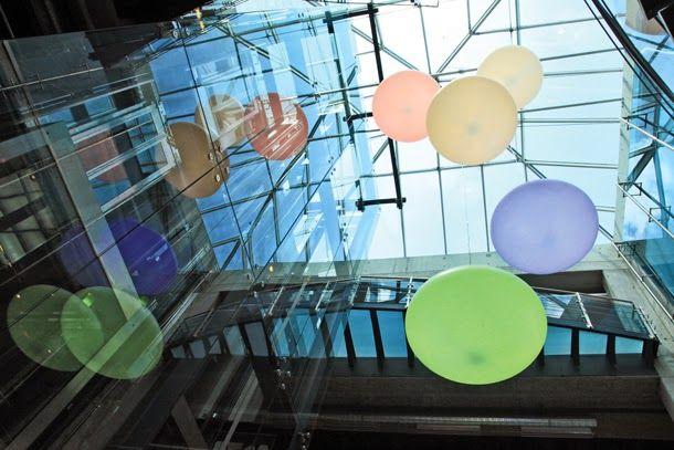 Alice BBDO Reklam Ajansı, İstanbul Ofisi | Ofis Bina Tasarımları