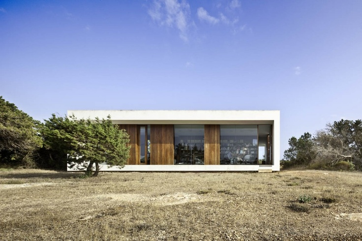 @_archdaily| Home-Office in Formentera Island