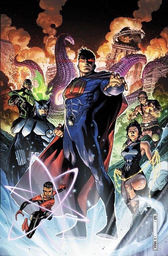 Dc Publish Crime Syndicate Comic In March 2021 Dc Comics Wallpaper Dc Comics Heroes Dc Comics Art