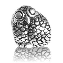 Owl - Ruru  - Watchful Guardian Silver & Some, www.silverandsome.co.nz