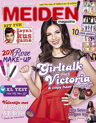 Meiden Magazine!