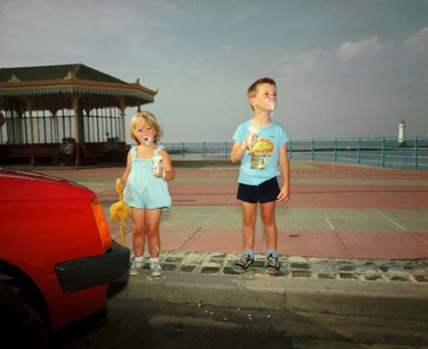 Research: Martin Parr Biography
