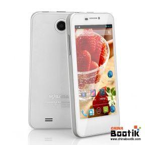 "4.5 Inch Android 4.2 Phone ""MySaga M1"" - 720p HD Screen, 1.2GHz Quad Core Processor, 8MP Camera (White) #smartphone #androidphone"