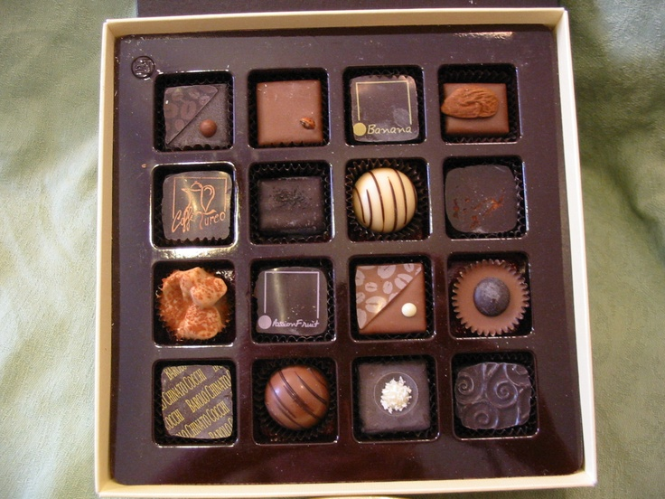 Slitti Praline Selection Box from Italy