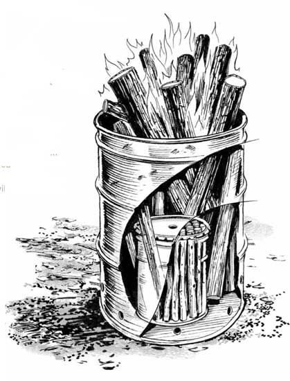 How to Make Charcoal From Wood - Homesteading and Livestock : MOTHER EARTH NEWS