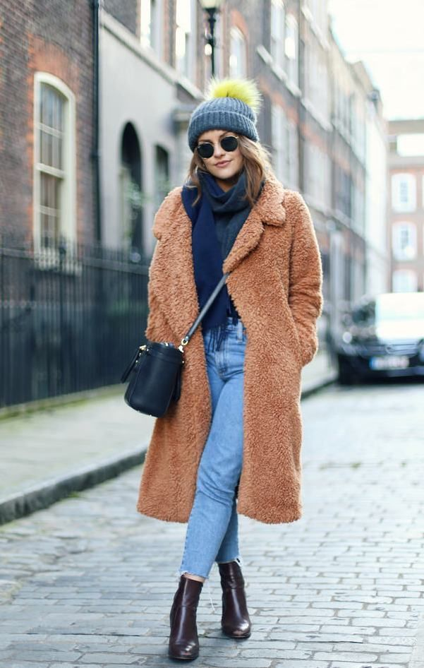 Lovely winter style