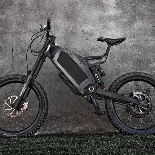 Now that's an electric bicycle!