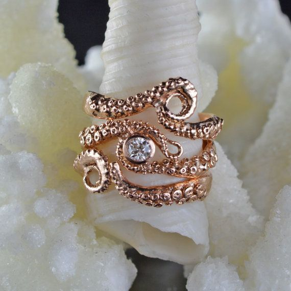 Image result for premium octopus ring