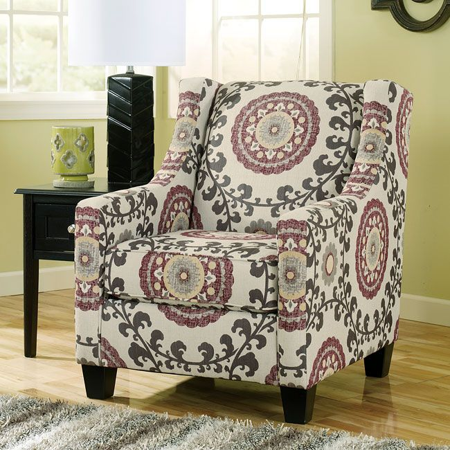Dinelli Charcoal Accent Chair Part 87