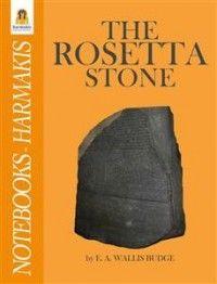 The Rosetta Stone @egyptologymag @BEC_egyptology @EgyptologyNorth @SES_Egyptology @140egyptology @EgyptologyChann