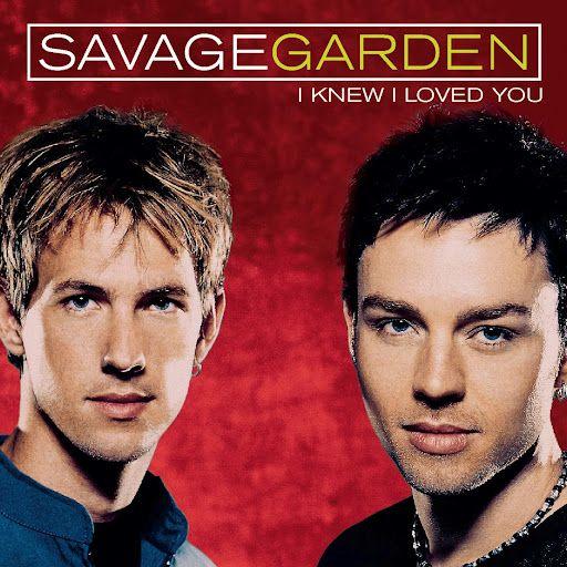 ▶ Savage Garden - I Knew I Loved You (Lyrics) - YouTube