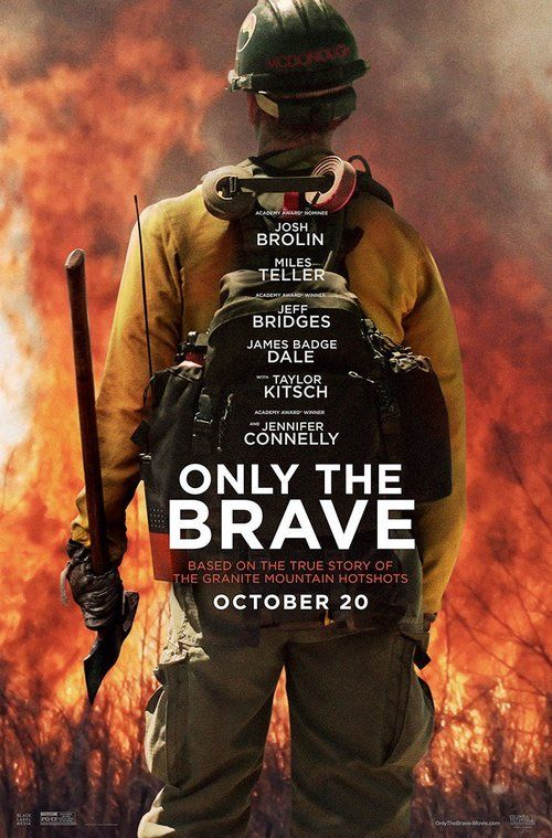 Watch Only the Brave Full Movie Online