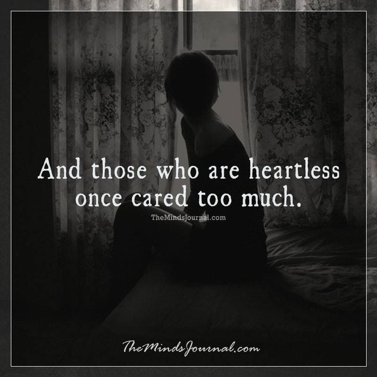 And those who are heartless -  - http://themindsjournal.com/and-those-who-are-heartless/