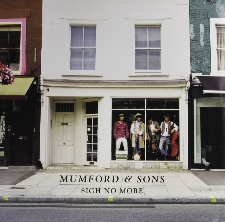 Mumford & Sons - Sigh No More Vinyl Record