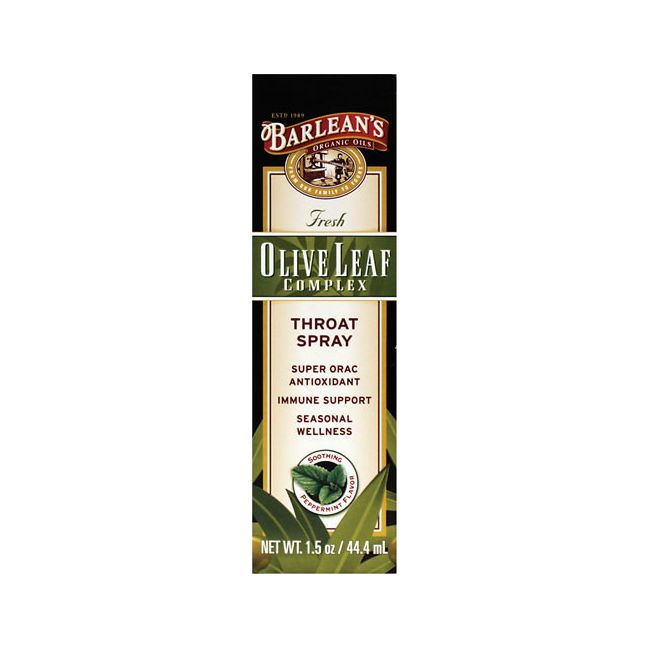 Olive Leaf Complex Throat Spray, 1.5 oz (44.4 mL) Liquid AED209.00 #UAESupplements