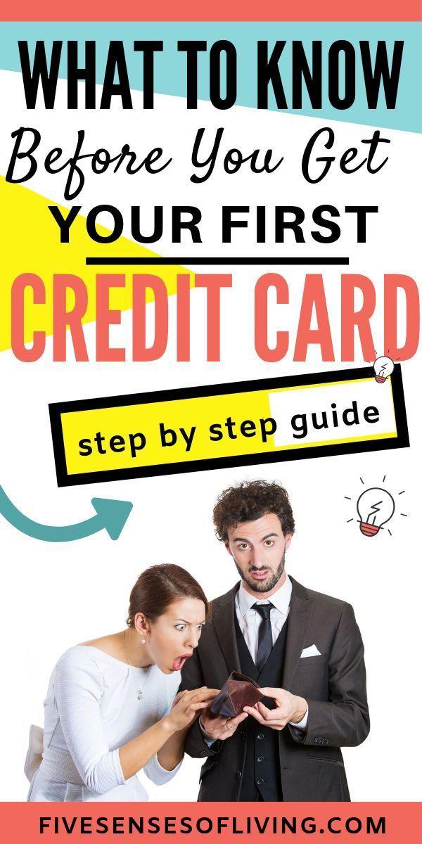 Denken Sie darüber nach, eine Kreditkarte zu bekommen? Oder haben Sie einen, wissen aber nicht …   – Personal Finance