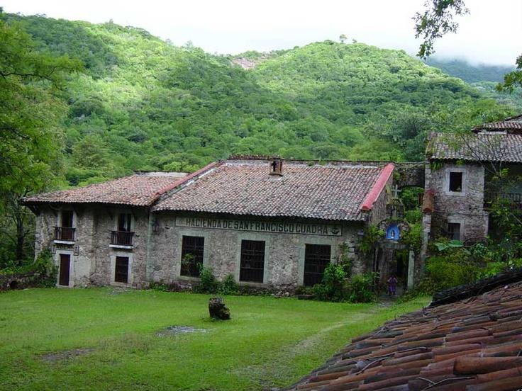 Ex-hacienda de San francisco Cuadra