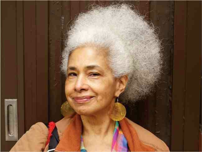263 best Beautiful Women of Color with Gray Hair images on Pinterest