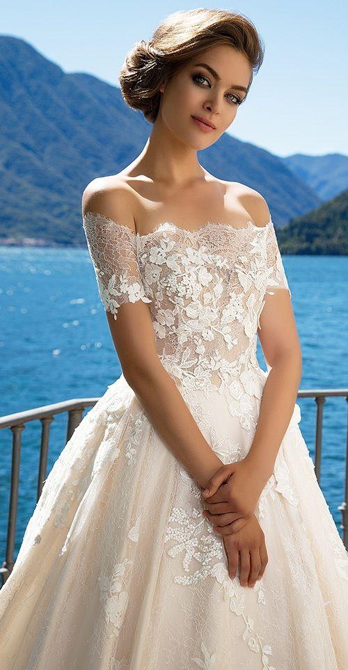 Milla Nova Bridal 2017 Wedding Dresses kristina2 / http://www.deerpearlflowers.com/milla-nova-2017-wedding-dresses/16/