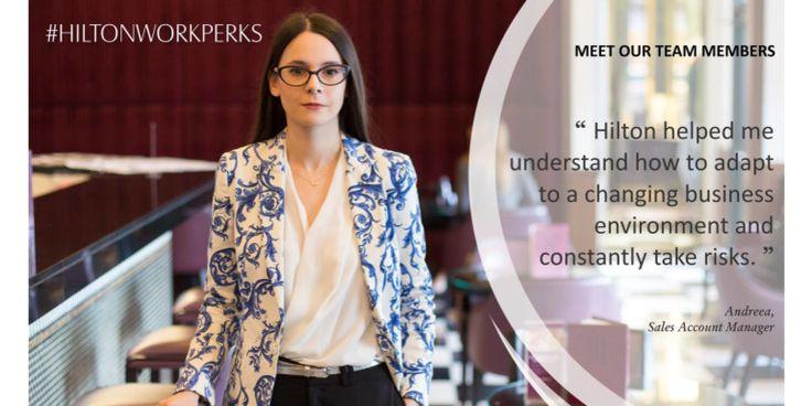 Hilton worldwide careers shared careers at athenee palace